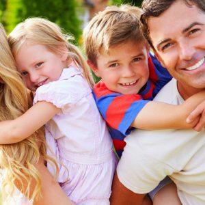Отношения родители-деца