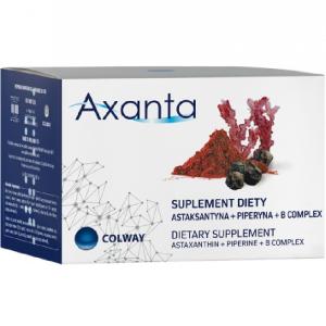 AXANTA /имунистимулант и антиоксидант/ 60 капсули