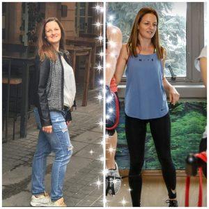 Трансформацията на Роси - една мама на три