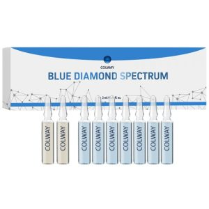 Ампули Blue Diamond Sprectrum 9 бр.