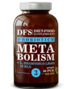 Пробиотик Metabolism /Метаболизъм/ №3