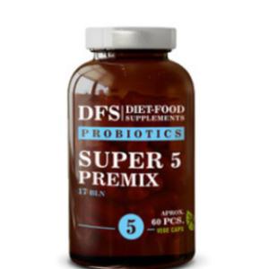 Пробиотик Super 5 Premix /Супер 5 Премикс/ №5