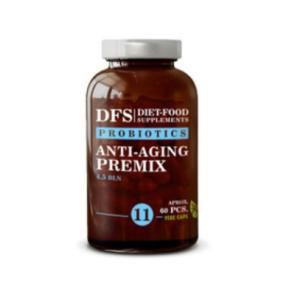 Пробиотик Anti-Aging Premix /Премикс против стареене/ №11