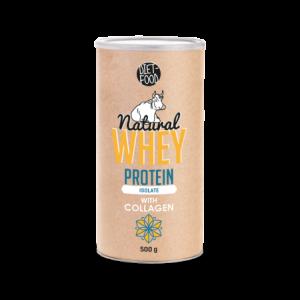 Суроватъчен протеин изолат + колаген